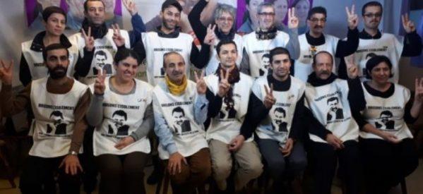 Attiviste e attivisti in sciopero della fame a Strasburgo rischiano danni permanenti