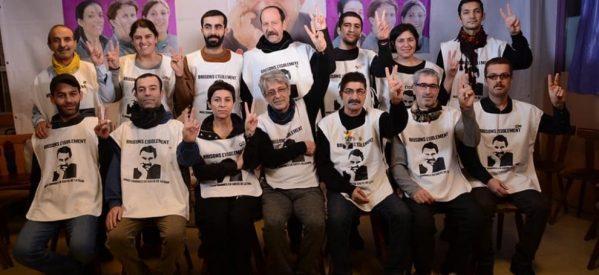 Le richieste dei curdi in sciopero della fame devono essere accolte
