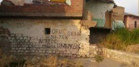 """Appello alla solidarietà della popolazione di Sur """"prima che sia troppo tardi"""""""