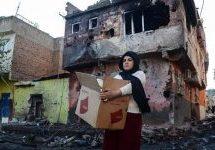 Evacuati con la forza i quartieri di Alipaşa e Lalebey di Sur a Diyarbakir