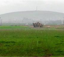 Diario di Delegazione in Kurdistan frontiera turco-siriana: