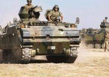 La Turchia pronta a lanciare un'operazione militare in quattro regioni siriane