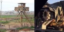 Movimenti militari al confine di Serêkaniyê – Nord Siria