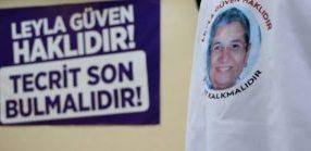 KCDK-E: Appello urgente per Leyla Güven