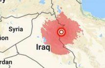 Forte terremoto uccide più di 372 persone in Kurdistan