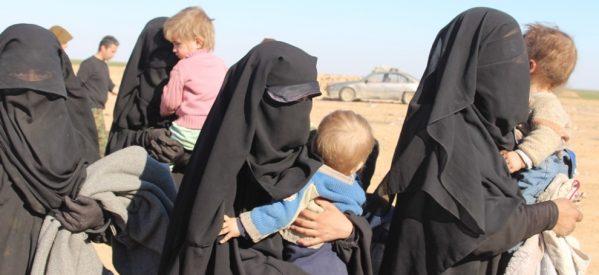 Moglie di un membro dell'ISIS: Mio marito era un ufficiale dell'esercito turco