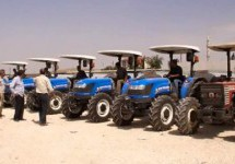 Macchinari ed attrezzature urgenti arrivano a Kobanê