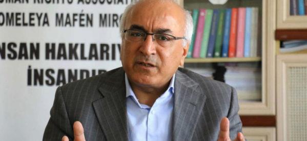 Öztürk Türkdoğan: la gente si dovrebbe schierare contro gli attacchi ai funerali e alle tombe