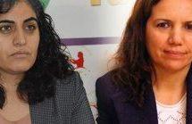 Sebahat Tuncel e Selma Irmak in sciopero della fame