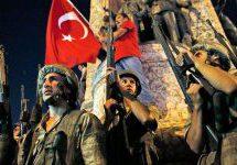 Dove sono le armi distribuite durante la notte del golpe?