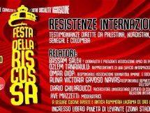 Viareggio, Resistenze Internazionali 22 luglio
