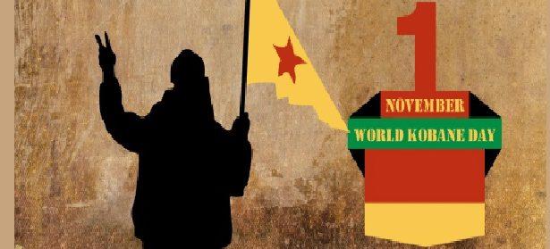 Appello per la Giornata Mondiale di Kobanê il 1 novembre 2018