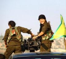 La resistenza all' Isis e la difesa di Rojava