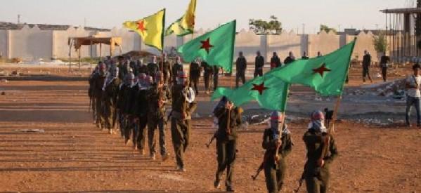 21° giorno della resistenza di Kobanê