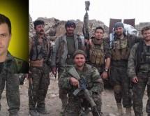 Primo martire YPG proveniente dal Regno Unito nel Rojava: Konstandinos Erik Scurfield