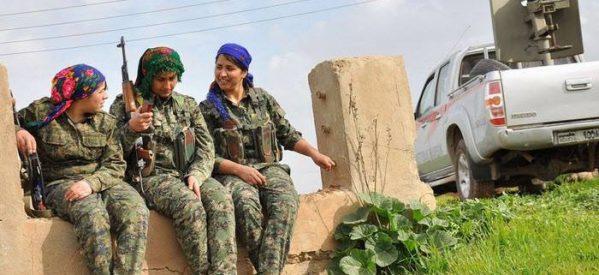 Conversazioni con le donne di Kobane