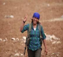 La ragazza di Kobane-David Riondino