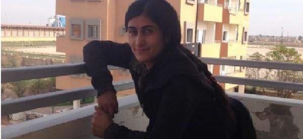 La curda Nisir che si è arruolata perché le donne non restino in cucina