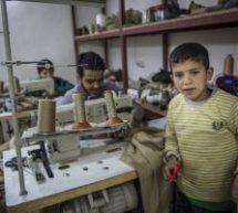 I bambini lavoratori costituiscono gran parte della forza lavoro della Turchia