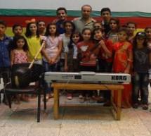 I bambini del Rojava trovano vita nella musica