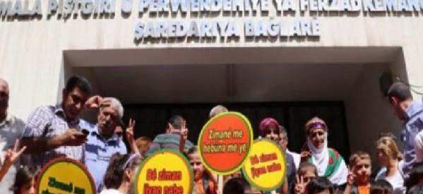 I curdi dicono:no ad un sistema educativo razzista