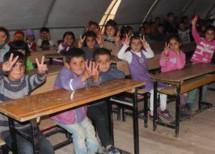 Nelle tendopoli AFAD la Turchia assimila i curdi provenienti da Kobanê