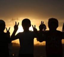 Bambini di Rojava