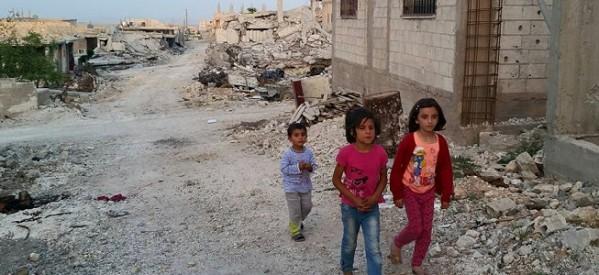 Kobane, oltre mille orfani nella cittadina in guerra con lo stato islamico