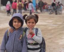 Una giornata dei bambini di Kobanê