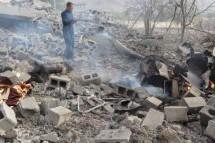 Aerei da guerra turchi uccidono 9 civili nel villaggio di Zergelê a Qandil