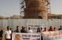 Appello per fermare il trasferimento della tomba di Zeynel Bey ad Hasankeyf